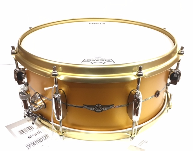 Tama STAR BUBINGA SNARE DRUM (TBS146I-SAM) [(9 days !!) today limited time sale !!!!]