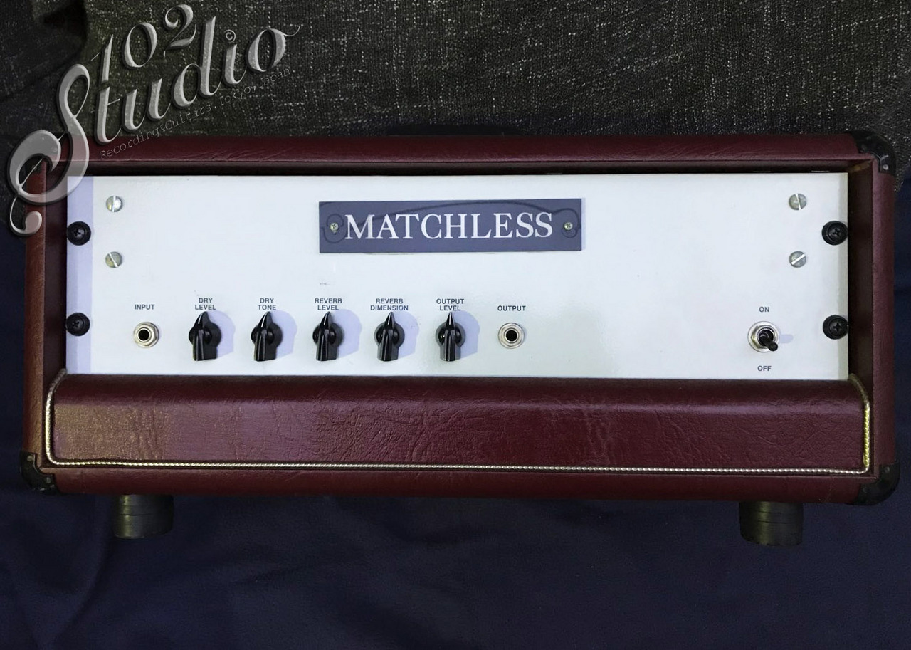 Matchless  RV-1 Reverb / マーク・サンプソン期