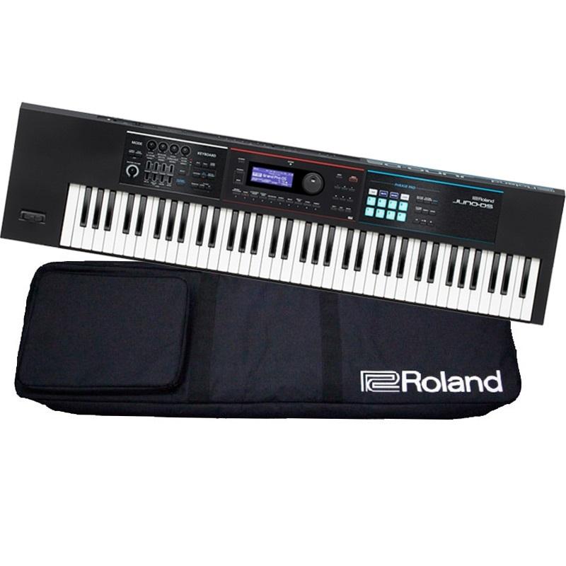 Roland JUNO-DS76 76 keyboard synthesizer (JUNO-DS) [Yokohama]