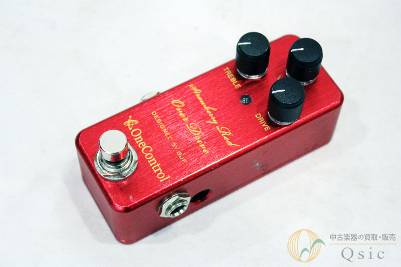 ONE CONTROL Strawberry Red Overdrive [UE287]