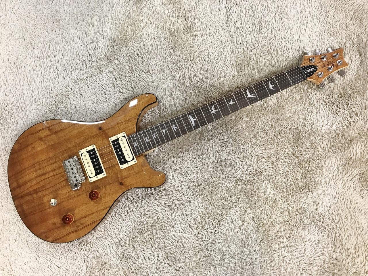 Paul Reed Smith(PRS) SE Custom 24 Koa Top 【中古品】【美品】【2016年製】