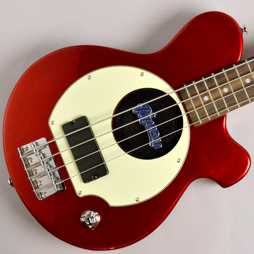 Pignose PGB-200 Candy Apple Red # 41020130005 【ピグノーズ】【アンプ内蔵ベース】