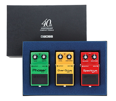 BOSS 40TH ANNIVERSARY [There instant delivery possible / unopened goods inventory] BOX SET BOX-40