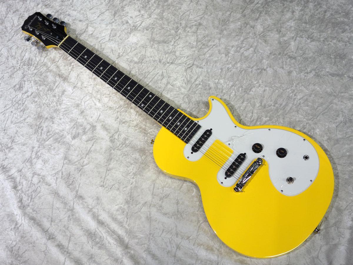 的Epiphone Les Paul的SL日落黄[附件礼物!]