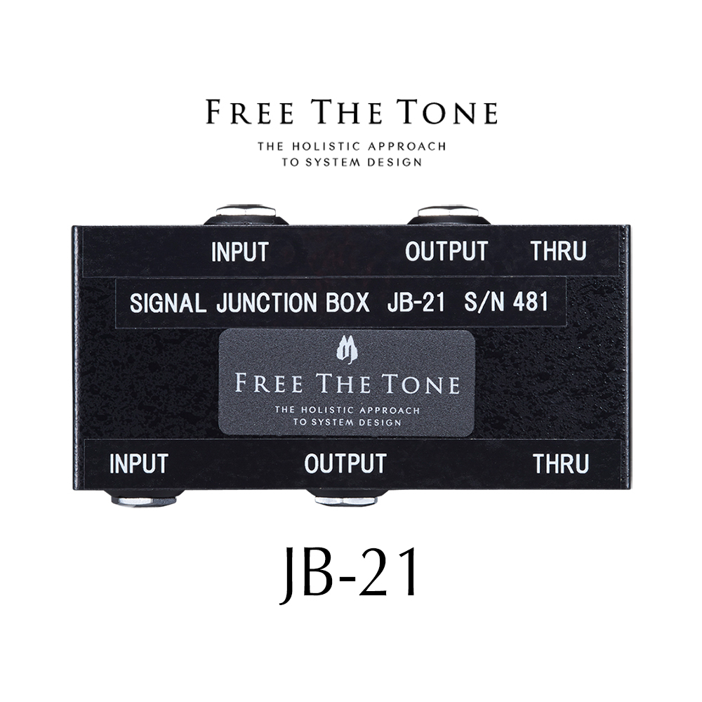 Free The Tone JB-21/SIGNAL JUNCTION BOX