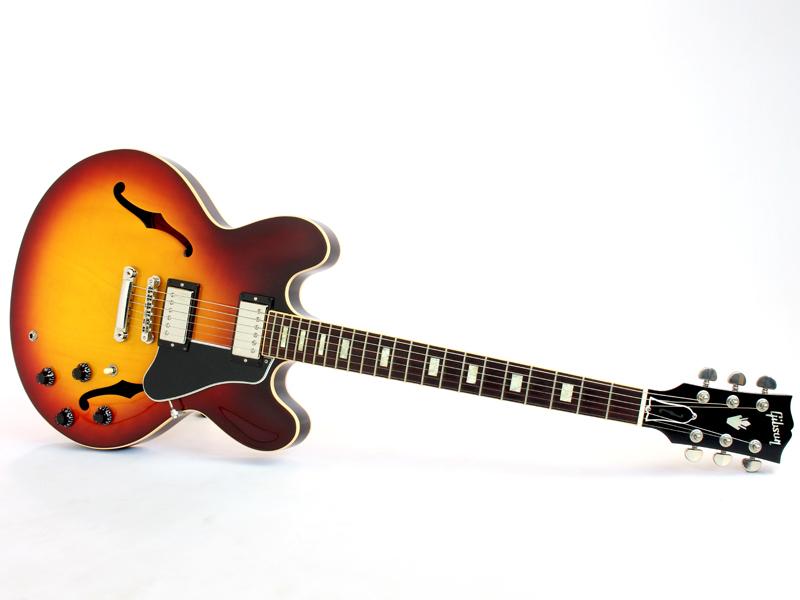 Gibson ES-335 2015 - 貴重なメンフィス製ES-335 / USED -