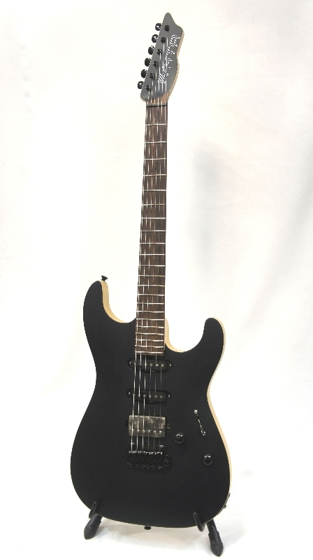 SAITO GUITARS S-622 / Ash / R / MH / SSH / Black
