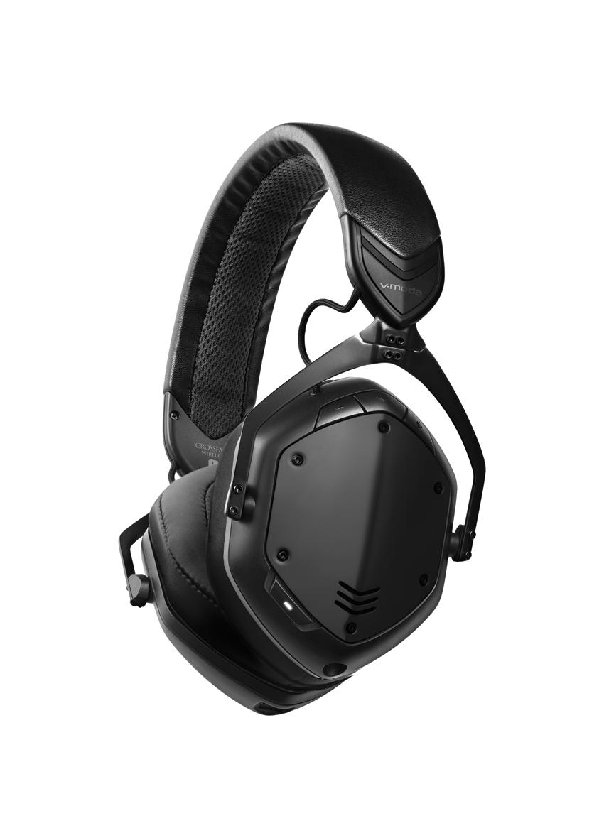[Latest model! Bluetooth wireless headphone] v-moda CROSSFADEⅡ WIRELESS BK []