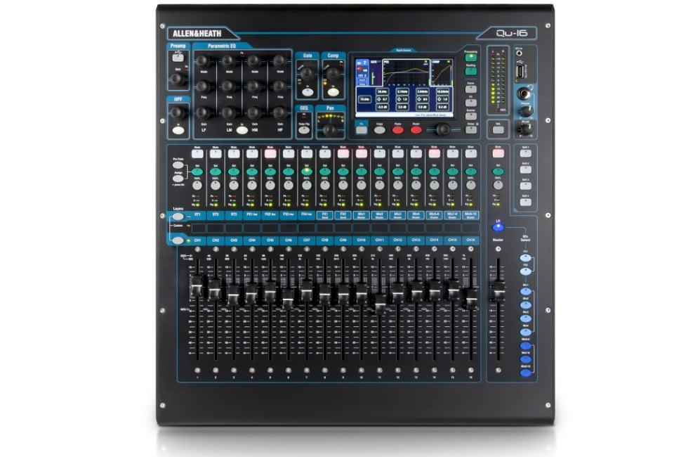 ALLEN & HEATH QU-16 []
