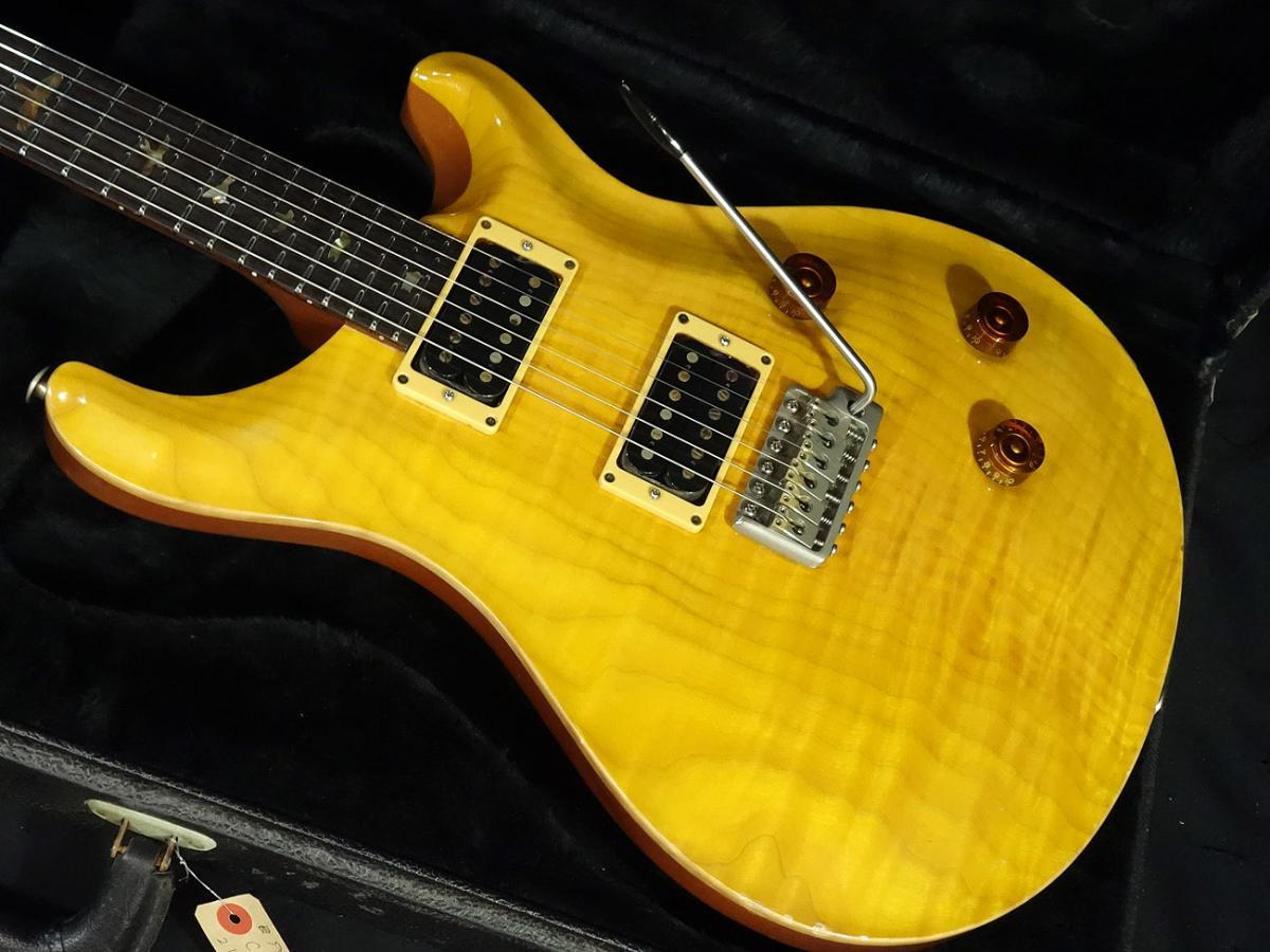 Paul Reed Smith(PRS) Custom24 Vintage Yellow Stainless Fret Mod【半期決算セール2018】
