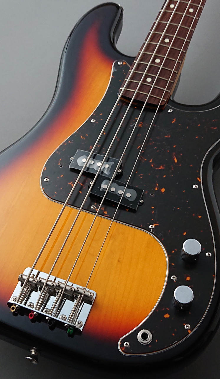Fender Japan MADE IN JAPAN TRADITIONAL 60S PRECISION BASS -3CS/R- 【NEW】