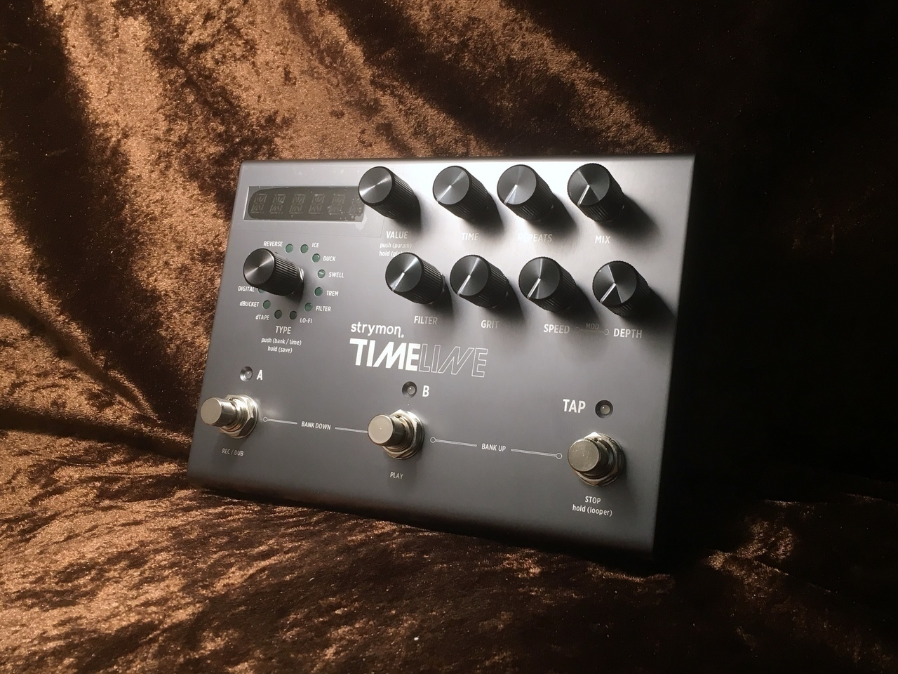 strymon TIME LINE [AC adapter included]