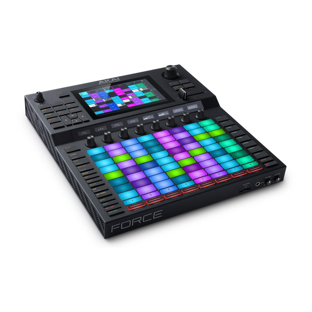 AKAI力[为设备独立音乐制作/ DJ表演!] []