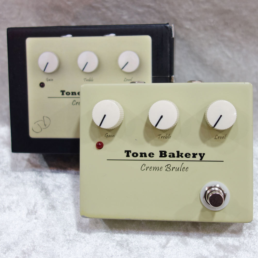 Tone Bakery Creme Brulee -USED- [used goods in stock of high-quality OD pedal!]