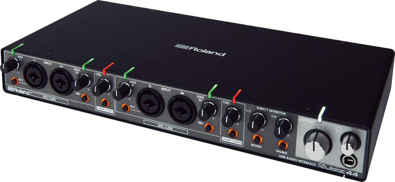 Roland RUBIX44 USB AUDIO INTERFACE ★ There stock