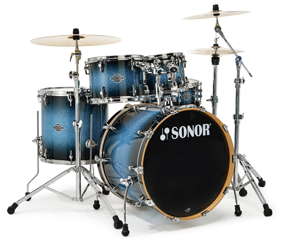 Sonor SELECT FORCE Siries Stage3 Set SEF11SG3 [final bargain basement !! 43% OFF !!!! for out of print]
