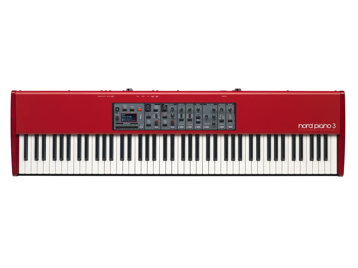 CLAVIA Nord Piano 3 [88 key professional stage piano!] []