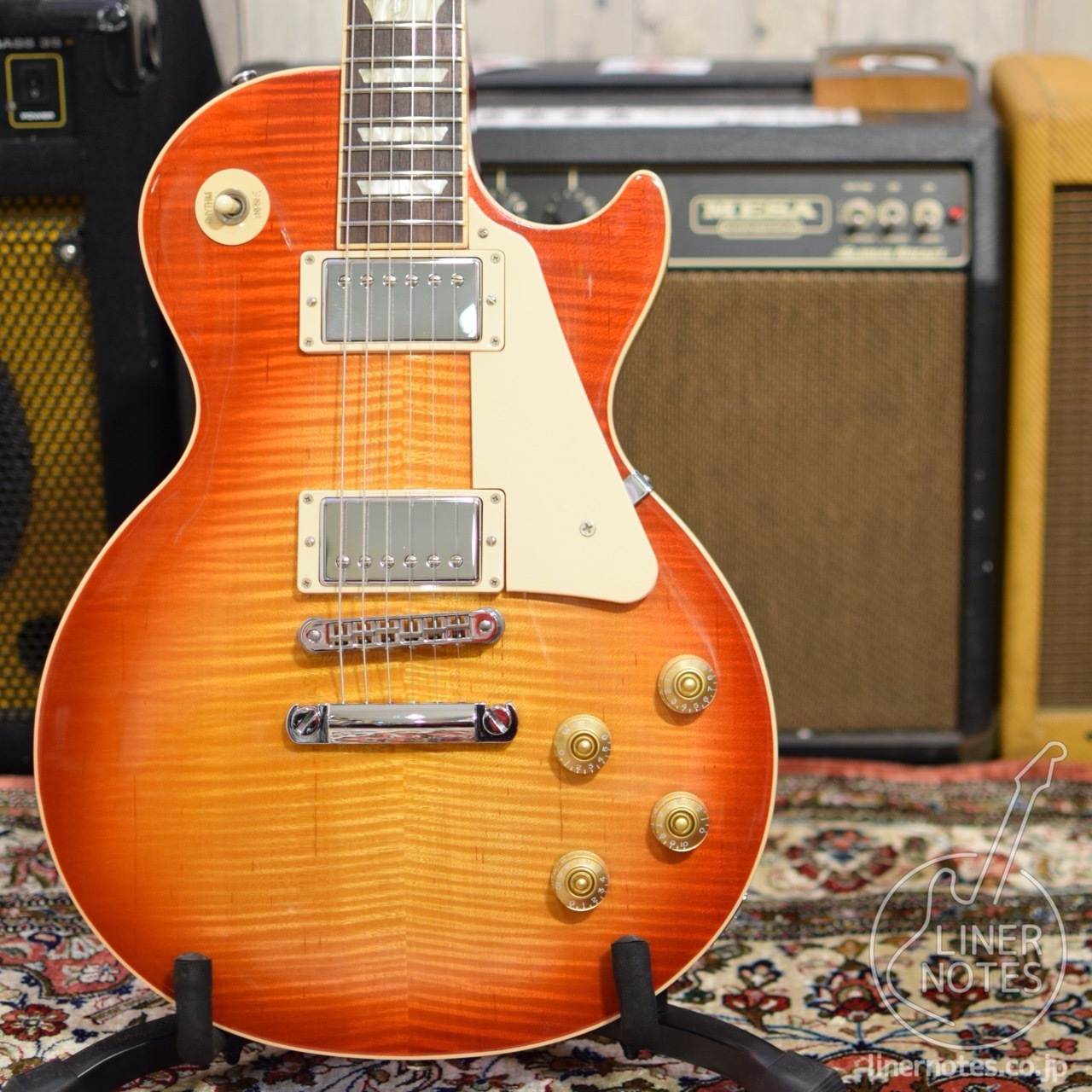 Gibson 2012 Les Paul Traditional Plus (Heritage Cherry Sunburst)