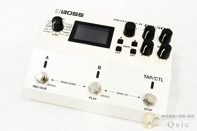 BOSS DD-500 manufactured by 2015 [TE151]