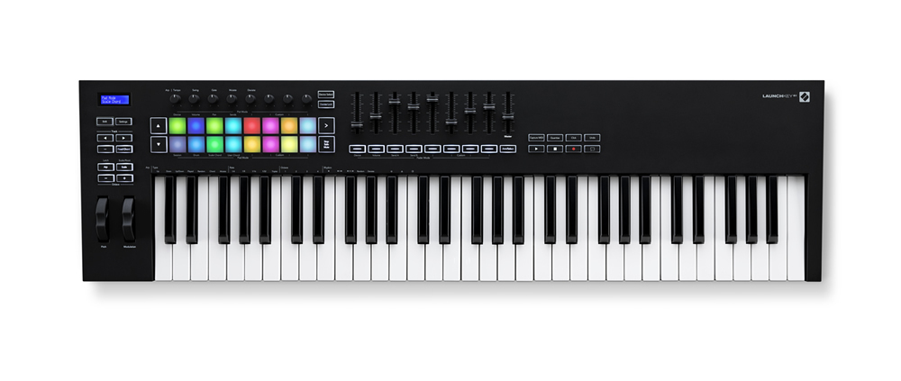 Novation LaunchKey 61 MK3【61 鍵盤MIDI キーボード】