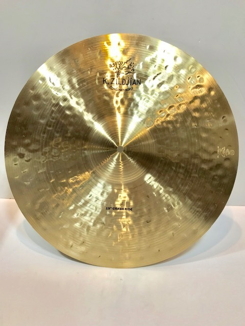 "Zildjian K Constantinople 19"" Crash Ride【①点限りの超特価品】"