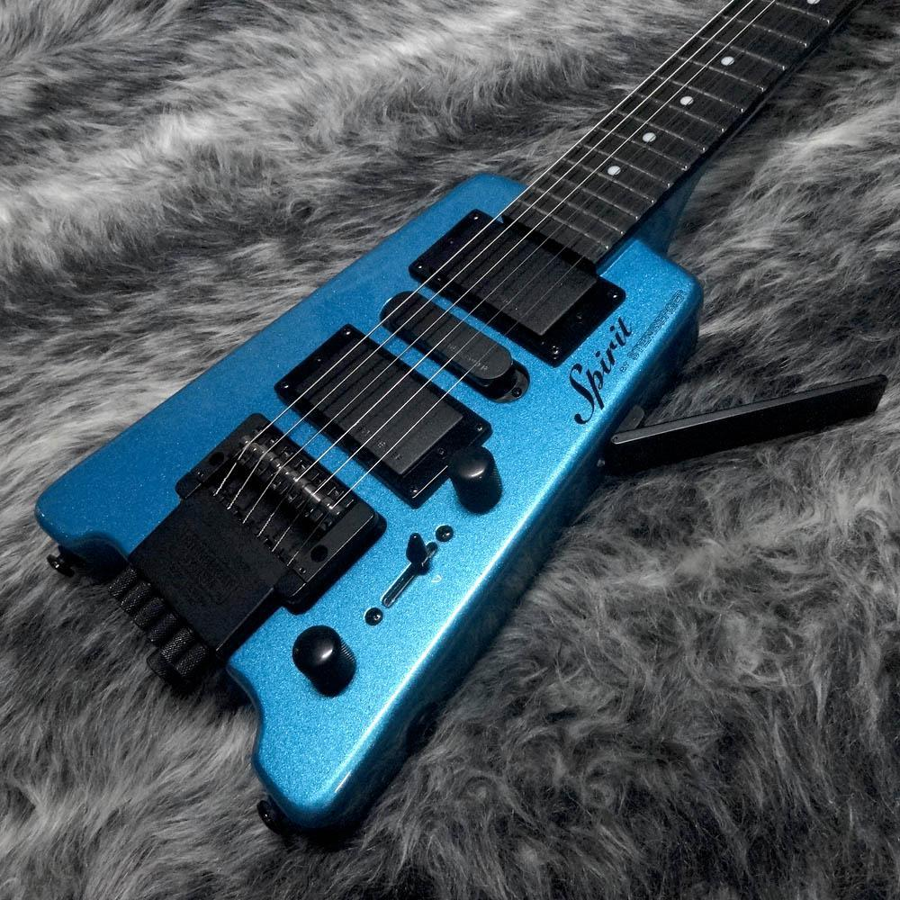 Steinberger Spirit GT-Pro Deluxe Frost Blue