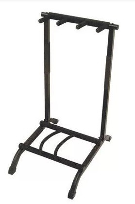 ON STAGE STANDS GS7361 [3 pronged folding multi-guitar rack]
