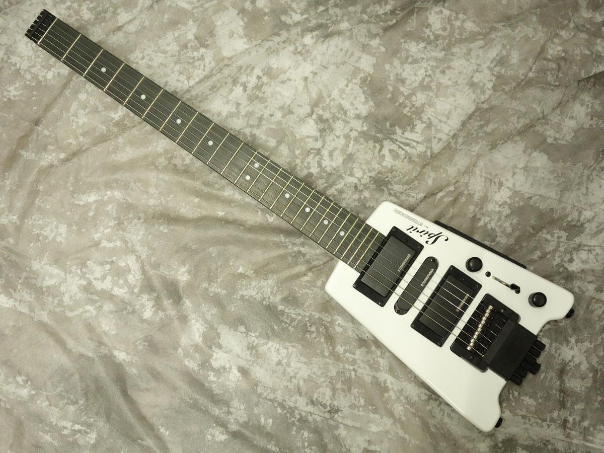 Steinberger Spirit GT-Pro Deluxe White [Rockin 'End Sale 2018!]