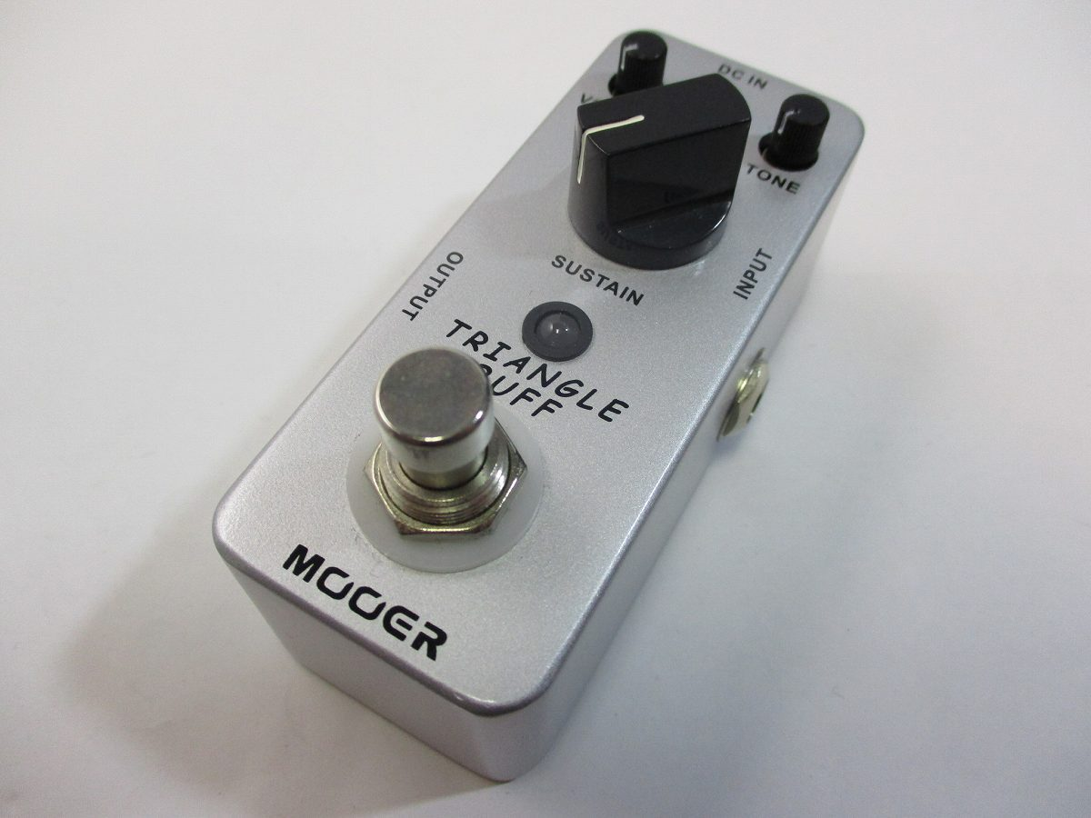 MOOER TRIANGLE BUFF [Ochanomizu head office]