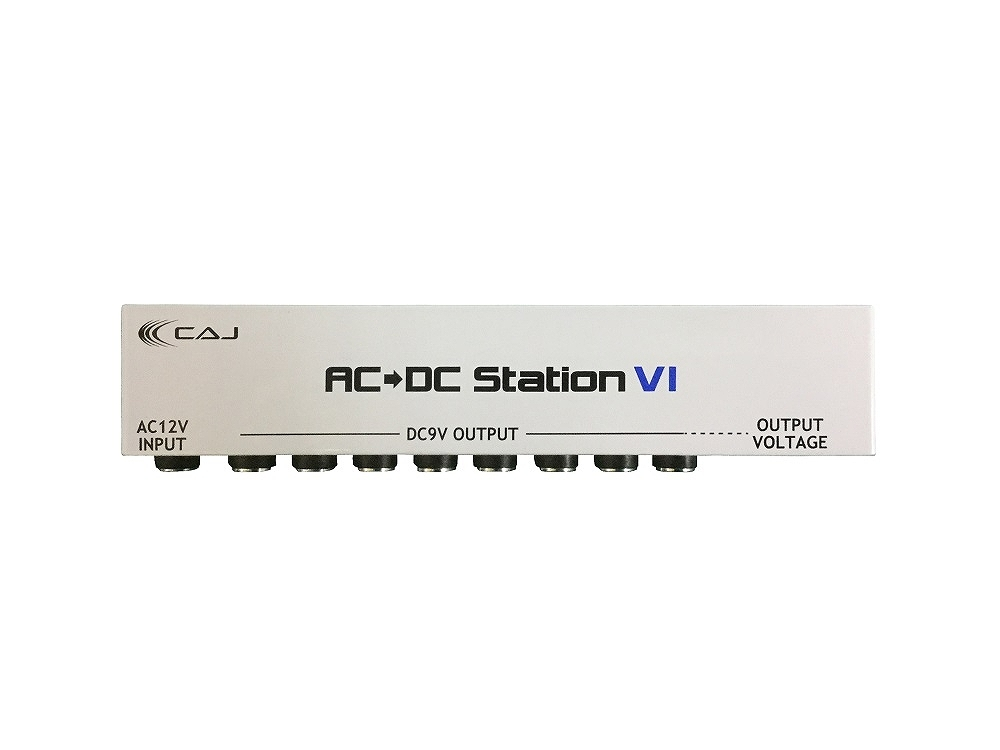 Custom Audio Japan(CAJ) AC/DC Station VI