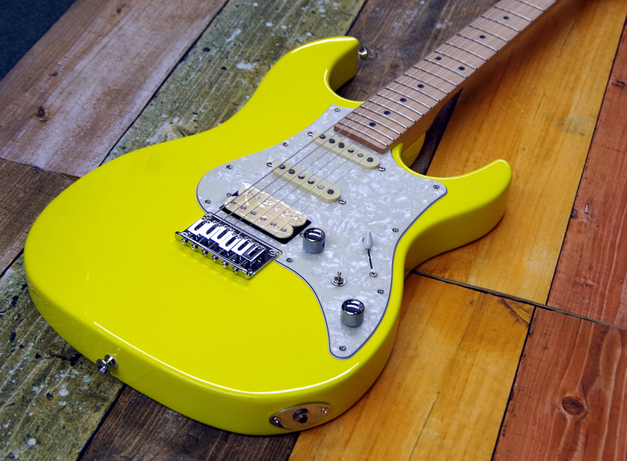 FUJIGEN(FGN) Boundary ODYSSEY  BOS-M /Old Canary Yellow
