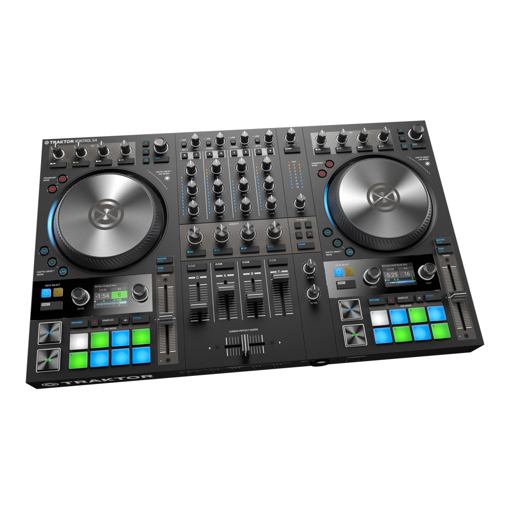 NATIVE INSTRUMENTS TRAKTOR KONTROL S4 MK3 [Saturdays and Sundays limited Ultra Specials!] []
