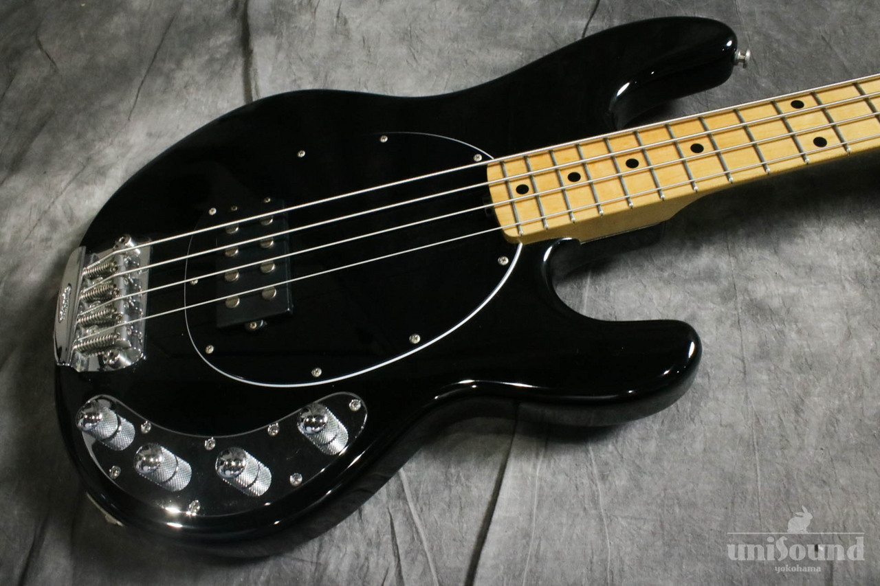 MUSIC MAN STING RAY 4 BLK