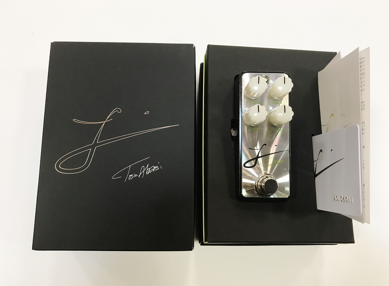 "L 'Tosin Abasi Signature ""Kigen"" origin [exhibition replacement Specials] [Limited model]"