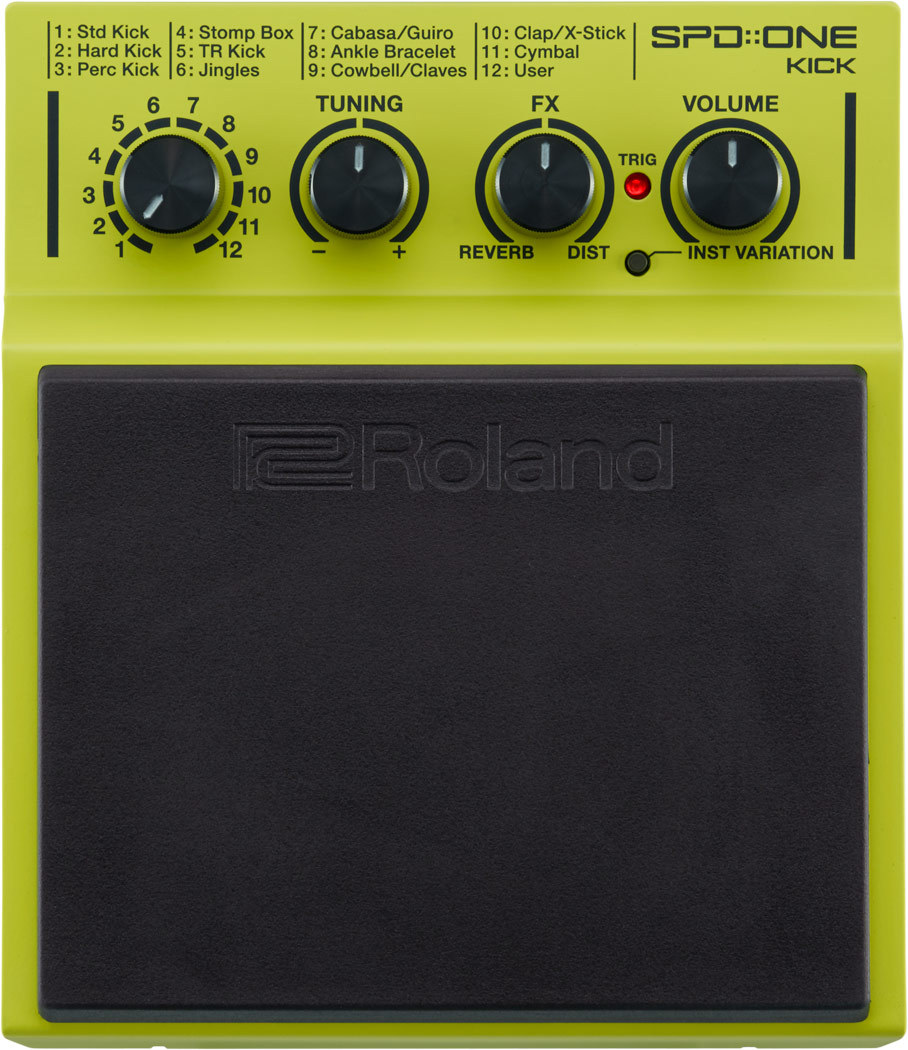 Roland SPD :: ONE KICK SPD-1K [(except islands)]