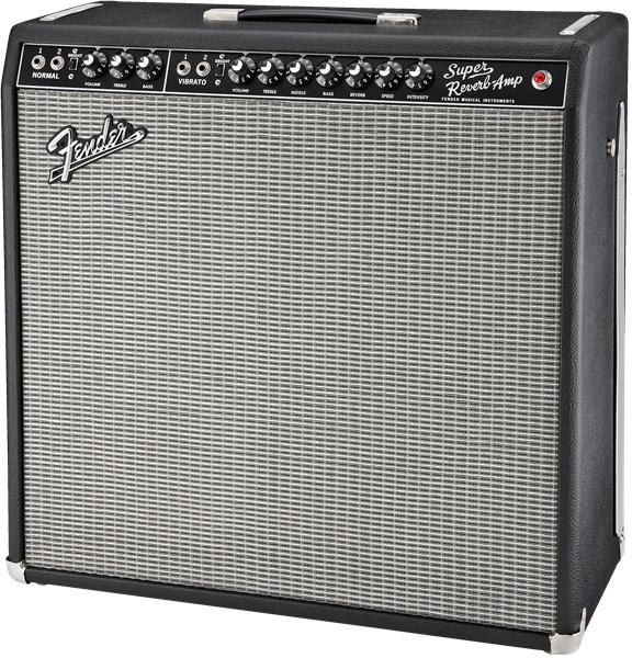 Fender '65 Super Reverb (新品/送料無料)【楽器検索デジマート】
