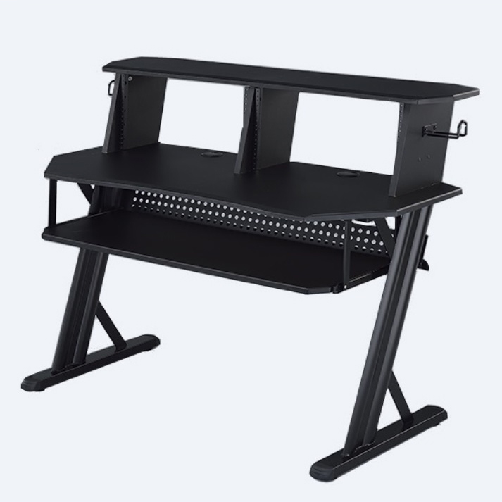 Pro Style KWD-100 BLACK ● in the storefront display ● [high quality, ease of use, DTM dedicated desk in pursuit of cost performance]