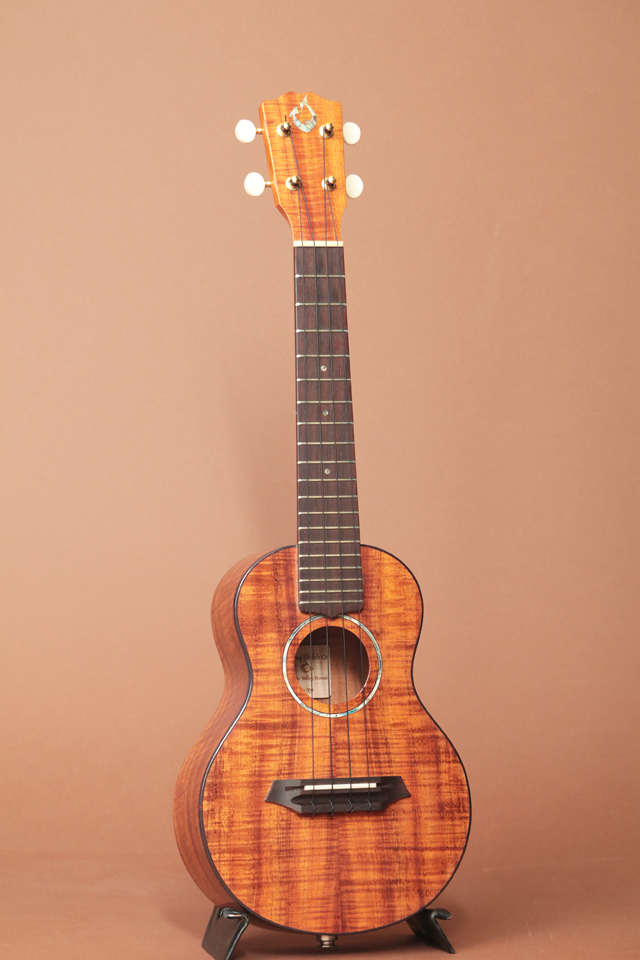 G String High Grade Hawaiian Koa Concert