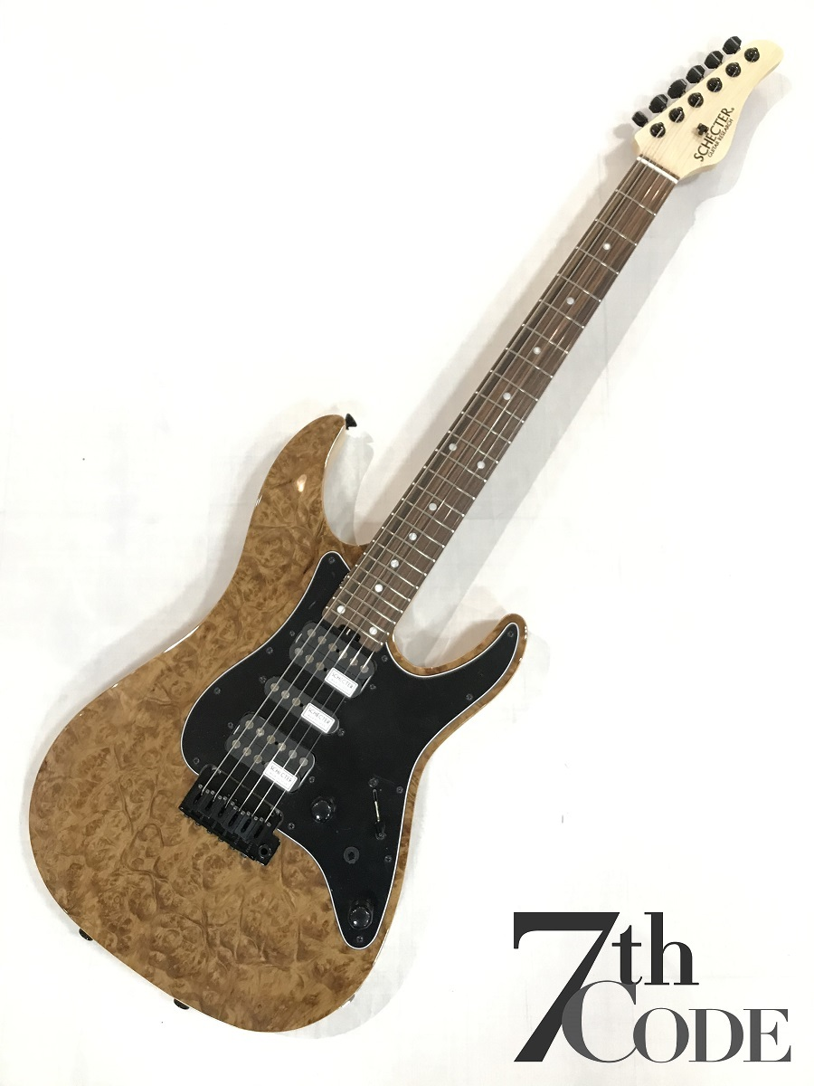 SCHECTER SD-2-24-VTR-AS-MW (NTL/PF)