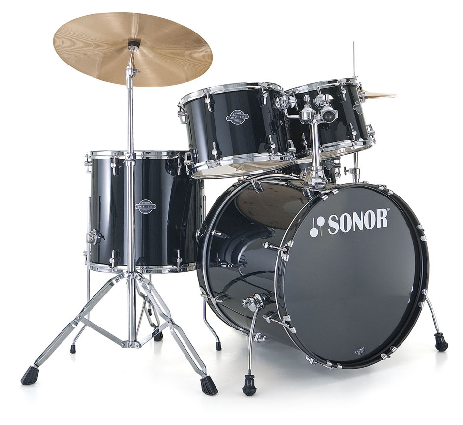 Sonor Smart Force Stage Set SMF11SG1 | Brushed Blue [43% OFF !!!! for out of print]