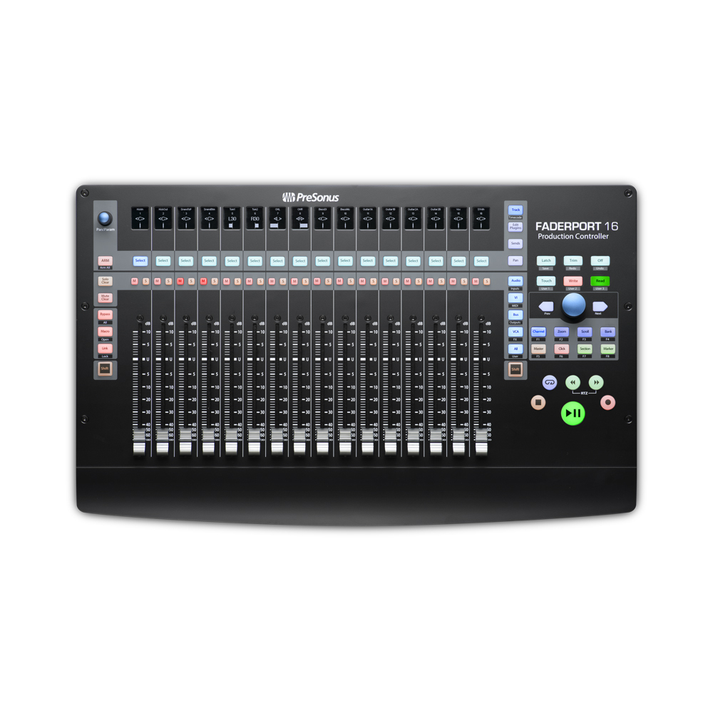 PreSonus FaderPort16 [single limitation of the new Specials!] []