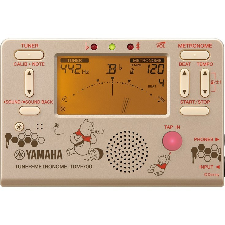 YAMAHA TDM-700DPO3 / Winnie the Pooh