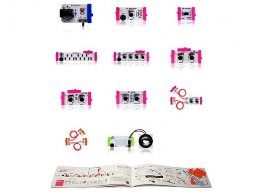 KORG LittleBits Kit [limited number of new Specials!] []