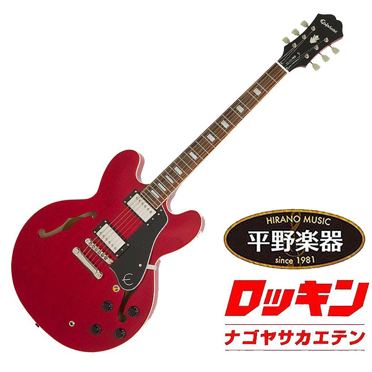 Epiphone Limited Edition ES-335 PRO Cherry