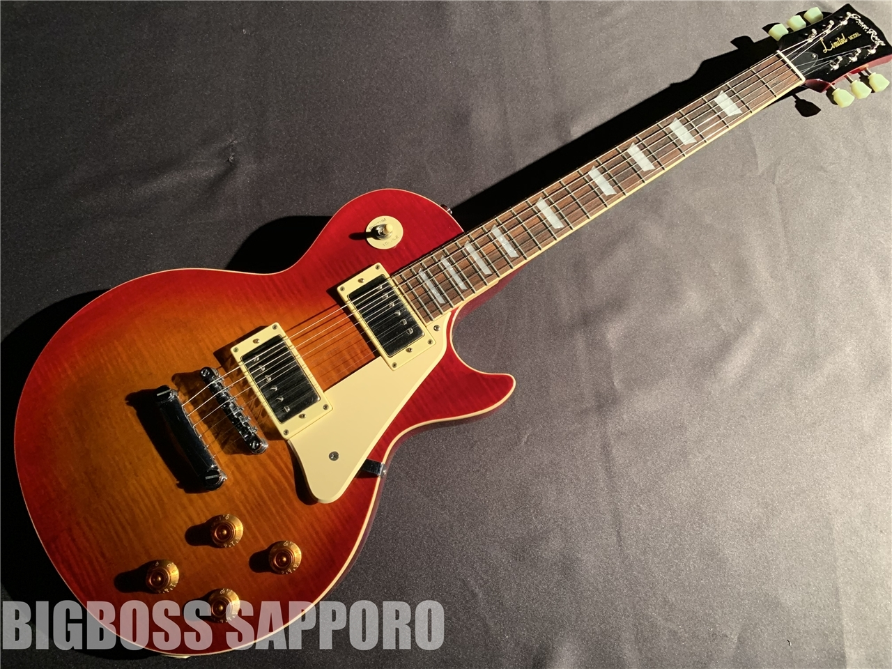 GrassRoots G-LP-60S (Cherry Sunburst)