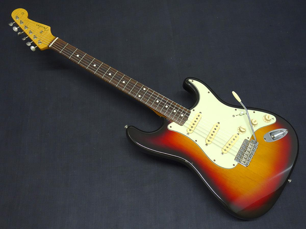 Fender ST62-AS 3Tone Sunburst [Gifu shop]
