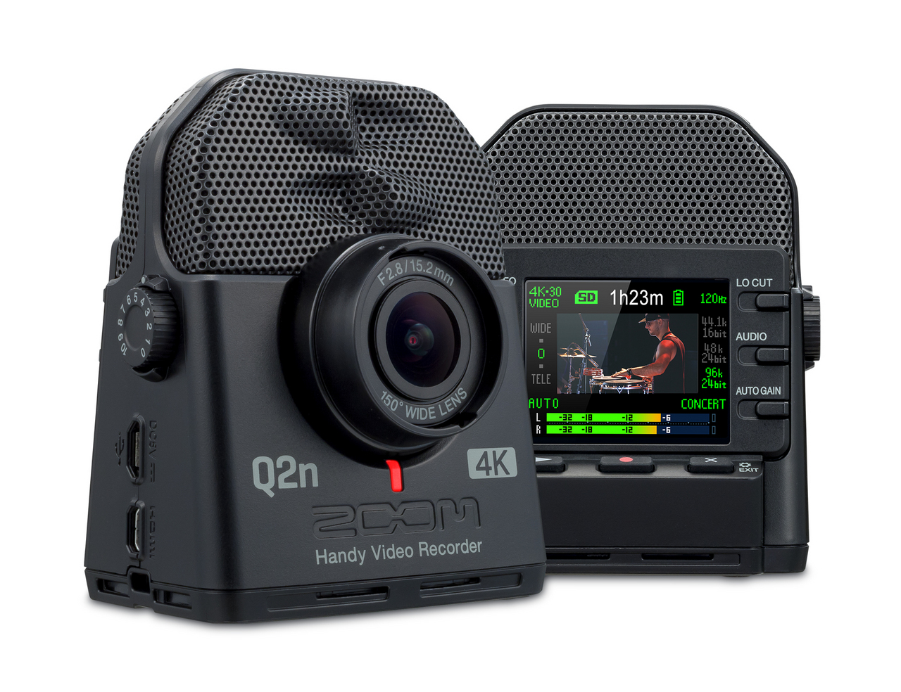 ZOOM Q2N-4K Handy [You can unopened article immediate delivery!] Video Recorder