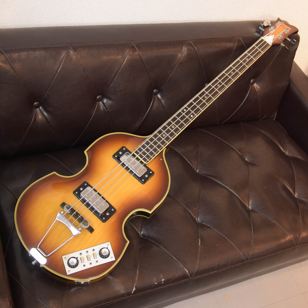 Greco VB-360 Violin Bass