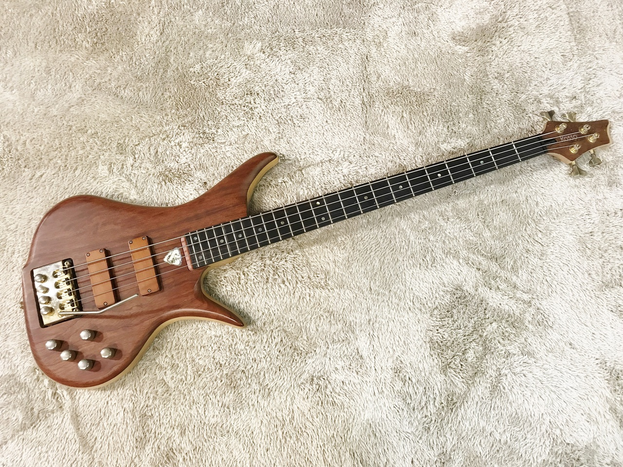 Rosso Veyron BU Vibrato BASS [used article]