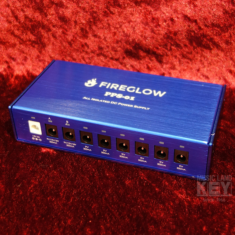 [Isolation specification power supply in stock! !! of large capacity] FIREGLOW PPS-01